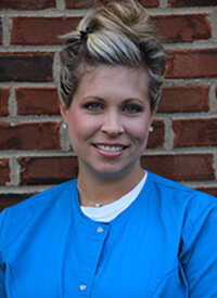Expanded duty dental assistant Amanda